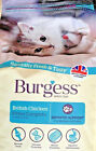 1.5kg BURGESS KITTEN COMPLETE : British Chicken Junior Cat Food bp Tasty Feed kg