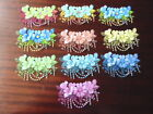 Tattered Lace Die Cuts Charisma PERFECT POSY 10 x colours  21 - 30 FLORAL CORONA