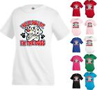 I'm the Boss Funny dog Kids T shirt Youth tee Baby Toddler bodysuit KP174