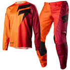 New SHIFT MX 2018 Whit3 TARMAC ORANGE Adult Motocross Jersey & Pants Outfit Moto