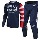 New TROY LEE DESIGNS TLD MX 2018 GP AIR AMERICANA MONO Jersey Pants Outfit MX