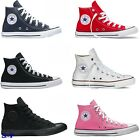Converse Chuck Taylor All star High Top Sneaker canvas Upper Rubber Outsole