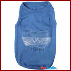 Pet Dog Clothes T-Shirt HONDURAS Flag - XXS,XS,S,M,L,XL