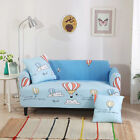Spandex Stretch Sofa Covers Couch Protector for 1 2 3 4 seater oauL Hot Balloon