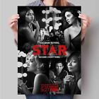 Star TV Series Custom New Art Poster Print Wall Decor