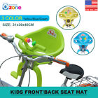 Front/Back Baby Chair Bike Carrier Bicycle Security Seat For Child Kids