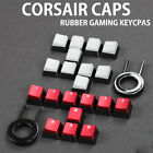 Original 10 keys keycaps for Corsair K70 K65 K95 RGB STRAFE Gaming Keyboard