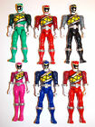 """Power Rangers Dino Charge  5"""" Action Figures Bandai ( DROP DOWN PICK ONE )"""
