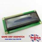 5V LCD 1602A Display LCM Character Blue Backlight Arduino 1602 44780 Controller