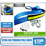 8 TONNE 8T 5M Tow Towing Pull Rope Strap Heavy Duty Road Recovery Car Van 5x5