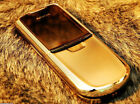 Nokia 8800 CELL PHONE Unlocked T-Mobile without retail box Gold/Silver/Black
