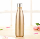 New Swell Water Bottle Stainless Steel Thermos Insulation Vacuum Flask Wood