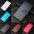 For Samsung A8+ 2018 A3 A5 A7 2017 2016 Case Flip Leather Magnetic Wallet Cover