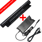14.8V 40WH XCMRD Battery For Dell Inspiron 15R-5521 15 3521 14 N3421 Charger USA