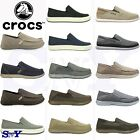 CROCS Loafer shoe Ultra Light Slip on Comfort laid back casual walking shoes