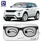 Cartoon Foldable Front Car Window Sunshade Sun Visors Windshield UV Protector