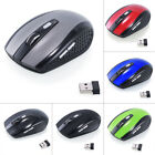 2 4ghz wireless optical cordless mouse mice usb receiver for pc laptop computer