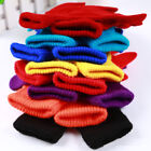 US 1Pc Winter Warm Knit Knitted Stretch One Size Many Styles Casual Gloves