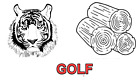 Sony PS1 Tiger Woods PGA Tour Golf Games Select Your Game from the List