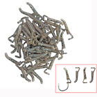 100 x Carp Fishing Hook Sleeve Line Aligner Hook Carp Rig Sleeve Terminal Tackle