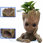 Guardians of The Galaxy Baby Groot Figure Flowerpot Style Pen Pot Gifts 16CM US