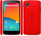 "BRAND NEW Google Nexus 5 (D821) 32GB 4.95"" 8MP 2GB RAM UNLOCK 4G LTE SMARTPHONE"