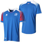 BNWT Errea ICELAND ISLAND 2018 World Cup Home Soccer Jersey Football Shirt Kit image