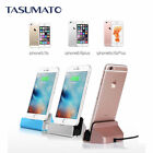 Desktop Charging Dock Station Cradle Charger For iPhone X XS Max XR 8 7 6 PLUS 5