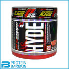Pro Supps Mr Hyde Pre Workout Intense Energy Focus Strength 30 Servings KNOCKOUT