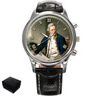 CAPTAIN JAMES COOK GENTS MENS WRIST WATCH GIFT ENGRAVING