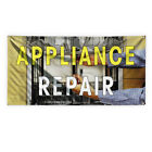 Appliance Repair #2 Advertising Printing Vinyl Banner Sign With Grommets photo