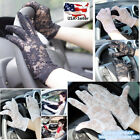 Kyпить Women's Summer UV-proof Driving Gloves Wedding Bridal Gloves Short Lace Gloves на еВаy.соm