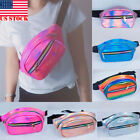 Travel - Unisex Running Sport Bum Bag Fanny Pack Travel Waist Money Belt Zip Pouch Wallet