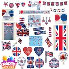 helium balloon canisters - Union Jack Royal Wedding Celebration GB Party Decorations Prince Harry Meghan