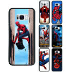 Spiderman Phone Case For Samsung S9 plus S8+  S7 S6 Edge Note 8/9 Cover
