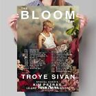 Troye Sivan The Bloom Tour Custom New Art Poster Print Wall Decor