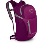 Osprey Daylite Plus Unisex Rucksack Laptop Backpack - Eggplant Purple One Size