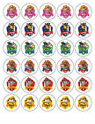 Paw Patrol Birthday Party Cupcake Toppers 30 x 3.8cm