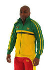 Jamaica LION OF JUDAH Reggae - RASTA JACKET - JAMAICA - Sizes XXL/XL/L/M  - CAD