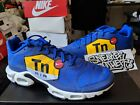 Nike Air Max Plus TN Tuned 1 NS GPX Big Logo Royal Blue Black White AJ7181 001