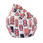Bean Bag Chair Cover, Furniture Bags Big Lounger Sofa Slipcover, Waterproof PICK