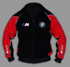 BMW M POWER Jacke Sweatjacke Sweater Pullover Herren STICKEREI EU Gemacht S- 6XL