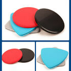 2X Exercise Sliding Gliding Discs Fitness Core Sliders Sport Workout Pad Carpet