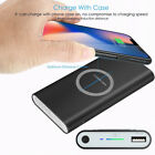 10000mAh Power Bank 3 in 1 Qi Wireless Fast Charging USB LED Battery Charger $4.99 USD on eBay
