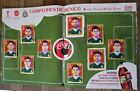 9 Coca Cola Stickers + Album Panini Russia World Cup 2018 Mexico Loose Stamps $18.95  on eBay