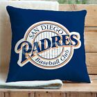 San Diego Padres MLB Custom Pillows Car Sofa Bed Home Decor Cushion Pillow Case on Ebay