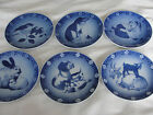 ROYAL COPENHAGEN MOTHER'S DAY WALL PLATE 1982 - 1987