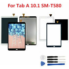 For Samsung Galaxy Tab A 10.1 SM-T580 T585 LCD Display Touch Screen Assembly RHN