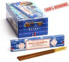 Genuine NAG CHAMPA AGARBATTI Incense Sticks Satya Sai Baba Insence Pack UK