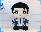 Detroit: Become Human Connor Hanke Marcus Figure Plush Doll Stuffed Be